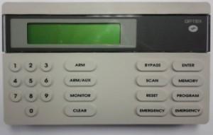 MDC Alarm Panel