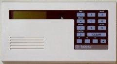 Radionics 2212 LCD alarm panel